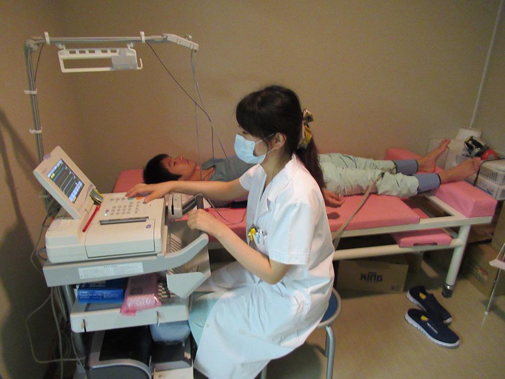 圧脈波検査(ABI)